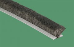 Wool Pile Weather Strip Seal for Aluminum Door and Window